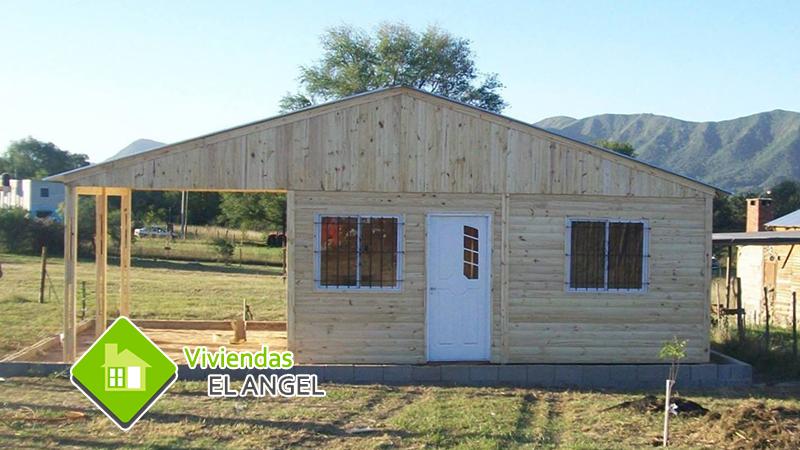 Casas prefabricadas buenos aires ideas de disenos for Casas prefabricadas financiadas